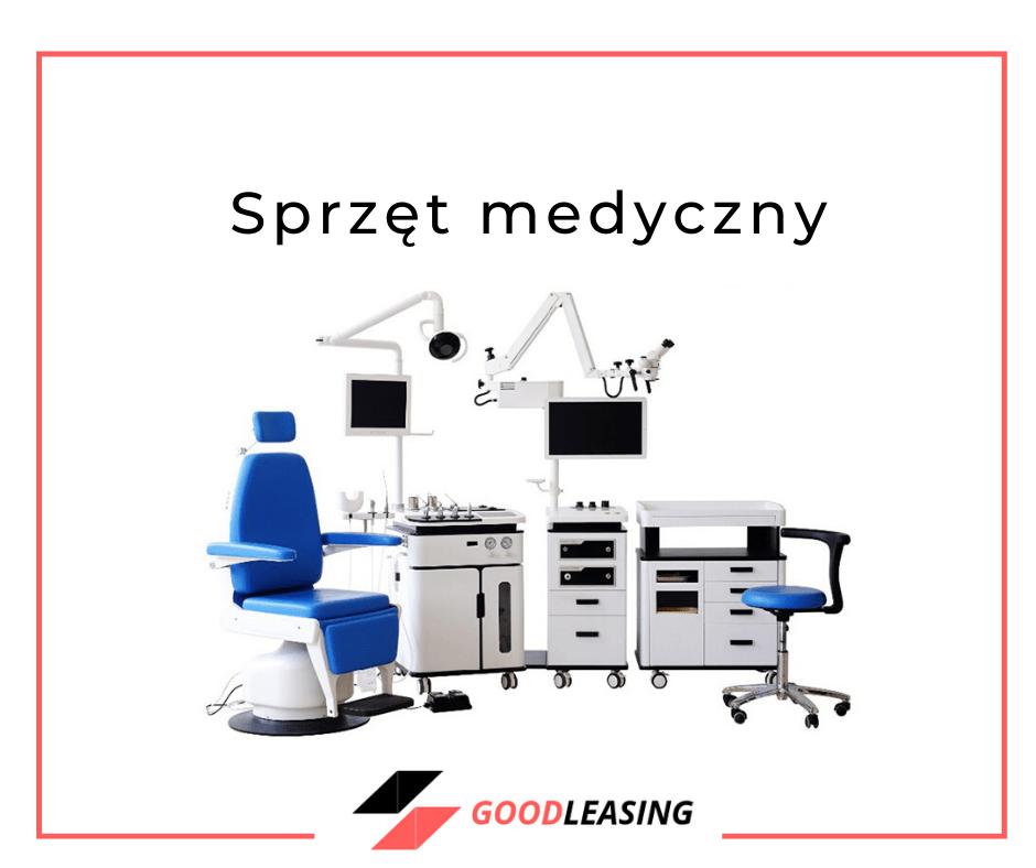 leasing medical equipment