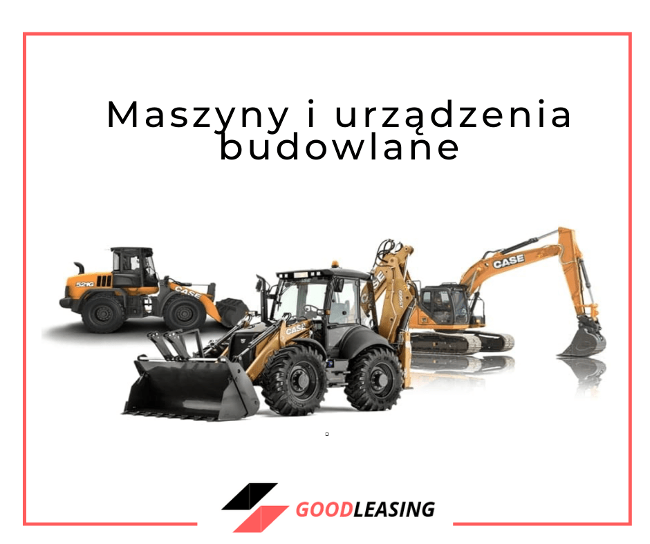 leasing of construction machinery excavator leasing, goodleasing